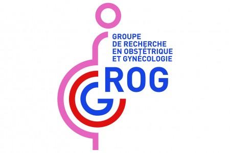 Logotype GROG – Groupe de Recherche en Obstétrique et Gynécologie – Maternité Port-Royal – Hôpitaux de Paris